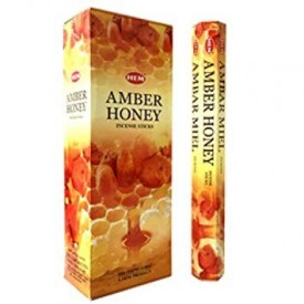 Betisoare Parfumate Amber Honey