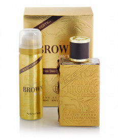 Fragrance World Brown Orchid Gold Edition 80ml - Apa de Parfum