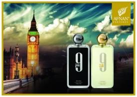 Afnan 9 PM 100ml (black) - Apa de Parfum