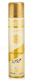 Air Freshener Lattafa Oud Mood 300ml - Spray de camera