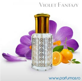 Al Aneeq Violet Fantasy 3ml - Esenta de Parfum