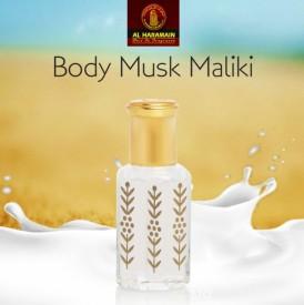 Al Haramain Body Musk Maliki 12ml - Esenta de Parfum