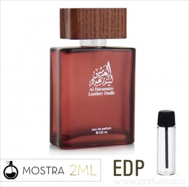 Al Haramain Leather Oudh 2ml