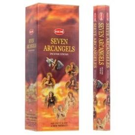 Betisoare Parfumate Seven Arcangels