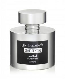 Lattafa Confidential Platinum