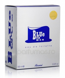 Rasasi Blue For Men 100ml - Apa de toaleta