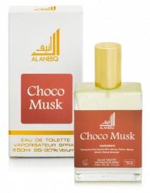 Al Aneeq Choco Musk 50ml - Apa de Toaleta
