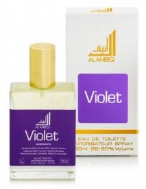 Al Aneeq Violet 50ml - Apa de Toaleta