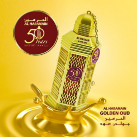 Al Haramain Golden Oud 100ml - Apa de Parfum
