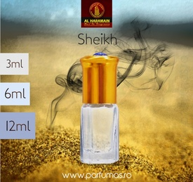 Al Haramain Sheikh 12ml - Esenta de Parfum