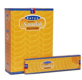 Betisoare Parfumate Satya Super Sandal