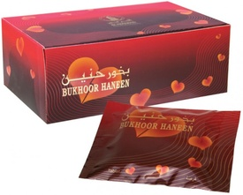 Bukhoor Haneen 46g - Carbuni aromati