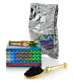 Duggat Al Oudh Ma'al Amber 100gms - Carbuni aromati