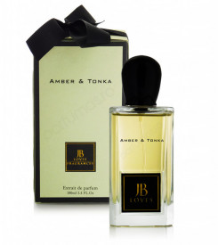 JB LOVES Amber & Tonka 100ml - Apa de Parfum