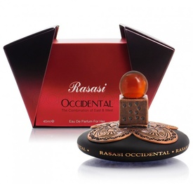 Rasasi Occidental East&West 40ml - Apa de Parfum