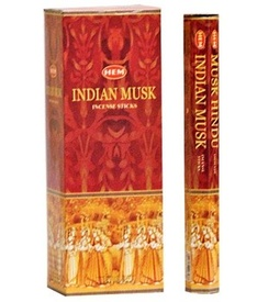 Betisoare Parfumate Indian Musk