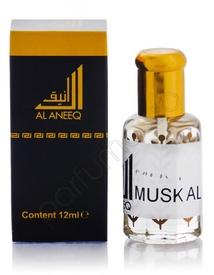 Al Aneeq Musk al Aneeq 12ml Esenta de Parfum