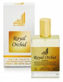 Al Aneeq Royal Orchid 50ml - Apa de Toaleta