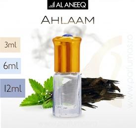 Al Aneeq Ahlaam 3ml - Esenta de Parfum