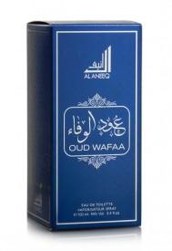Al Aneeq Oud Wafaa 100ml - Apa de Toaleta