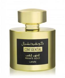 Confidential Private Gold 100ml - Apa de Parfum