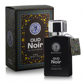 Khalis Oud Noir Sheikh Collection 50ml - Apa de Parfum