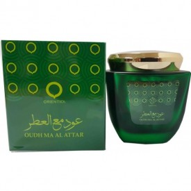 Orientica Oudh Ma'Al Attar 50g - Lemn aromat