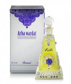 Rasasi Arba Wardat 30ml - Esenta de Parfum