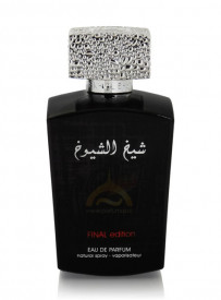 Sheikh Shuyukh Final Edition 100ml - Apa de Parfum