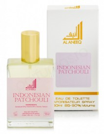 Al Aneeq Indonesian Patchouli 50ml - Apa de Toaleta