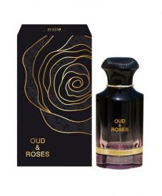 Ahmed Al Maghribi Oud & Roses 50ml - Apa de Parfum