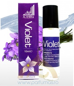 Al Aneeq Violet 10ml Esenta de Parfum