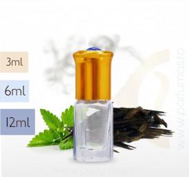 Al Haramain Silver Perfume - Esenta de Parfum