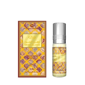 Al Rehab Dehn Al Oud 6ml - Esenta de Parfum
