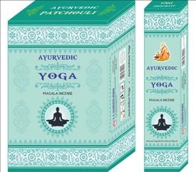 Betisoare Parfumate Ayurvedic Yoga