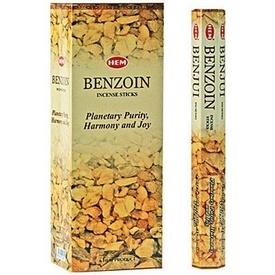 Betisoare Parfumate Benzoin