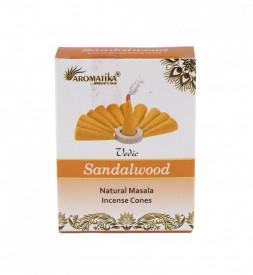 Conuri Parfumate Aromatika Sandalwood