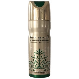 Deo Al Haramain Madinah 200ml - Deodorant Spray