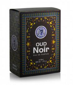 Khalis Oud Noir Sheikh Collection 50ml - Apa de Parfum