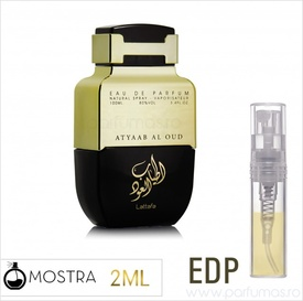 Lattafa Atyaab Al Oud 2ml