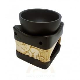 Vas ceramic aromoterapie VI