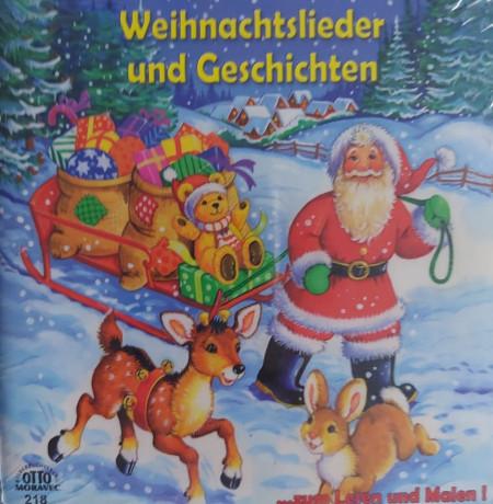 Weihnachtslieder und Geschichten