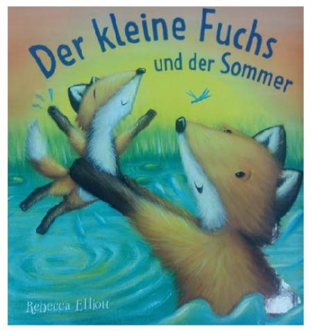 Der kleine Fuchs und der Sommer – Micuta vulpe