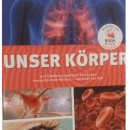 Corpul uman in limba germana - Unser Korper