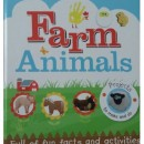 Activitati in limba engleza - Farm animals - cartiautentice