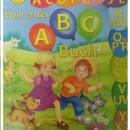 Prima mea carte cu litere in limba germana