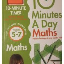10 Minutes a Day Maths - Ages 5 -7