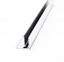 """Profil aluminiu tip """"F"""" cu picurător"""