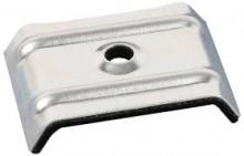Calota din aluminiu cu EPDM