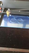 Placi acrilice (tip PLEXIGLAS) TRANSPARENT